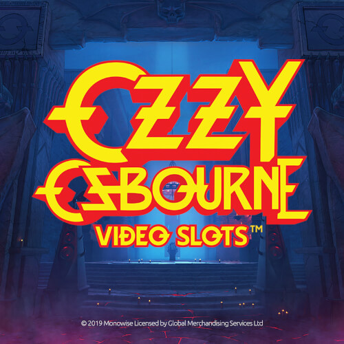 Ozzy Osbourne Video Slots