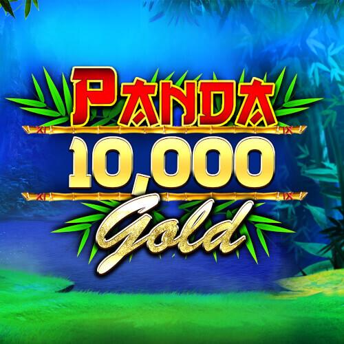 Panda Gold 10,000 - Scratch