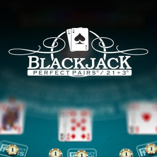 Perfect Pairs Blackjack Realistic