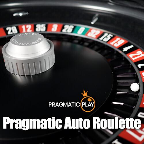 Pragmatic Auto Roulette  - Pragmatic