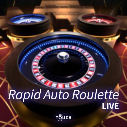 Rapid Auto Roulette Touch