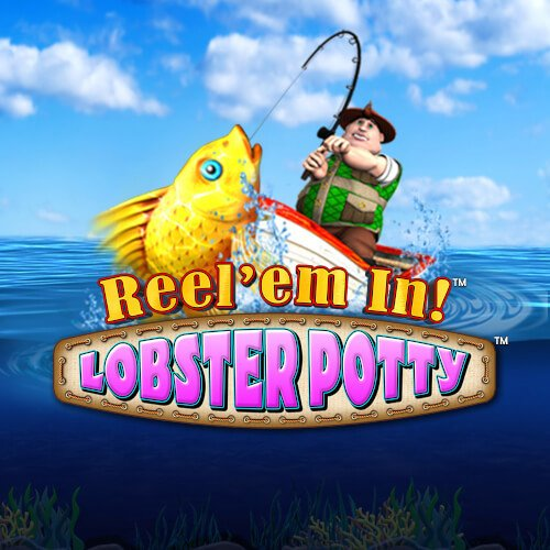 Reel'em In Lobster Potty