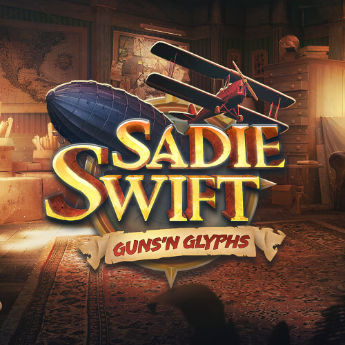 Sadie Swift : Guns and Glyphs