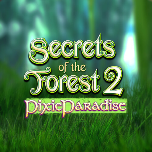 Secrets Of The Forest 2: Pixie Paradise