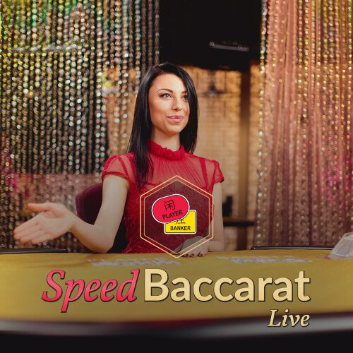 Speed Baccarat B by Evolution
