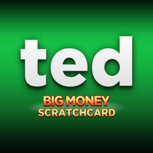 Scratch Ted Scratchcard