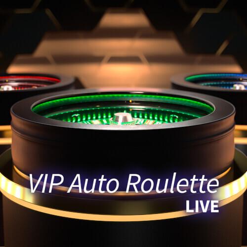 VIP Auto Roulette by NetEnt
