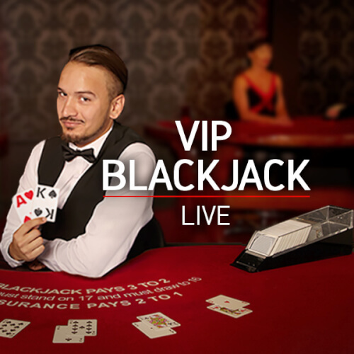 VIP Black Jack 1 by Extreme