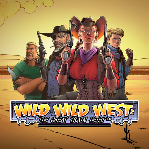 Wild Wild West:The Great Train Heist