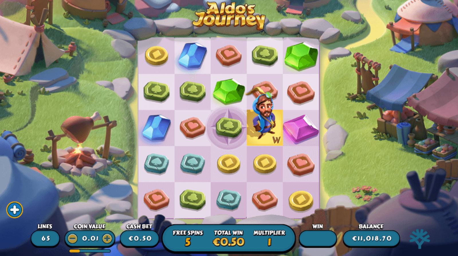 Aldo Journey