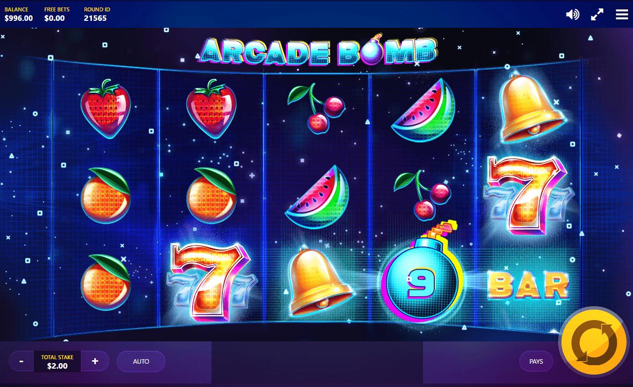 Arcade.Bomb