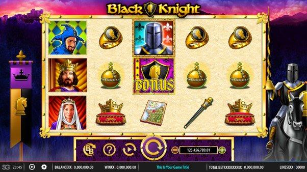 Black Knight slot is gaming royalty at PlayOJO casino