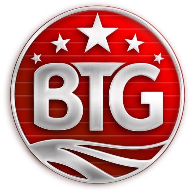 Logo design for online slots studio Big Time Gaming