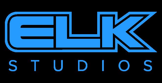 Logo image for online games developer ELK Studios