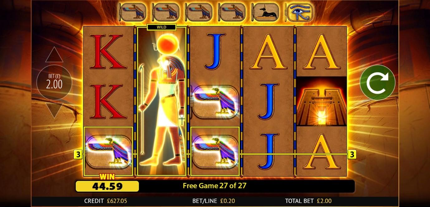 Eye Of Horus Game