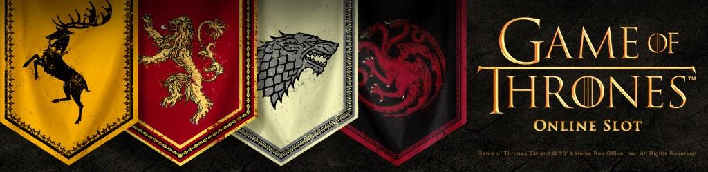 Game of Thrones slot game - PlayOjo