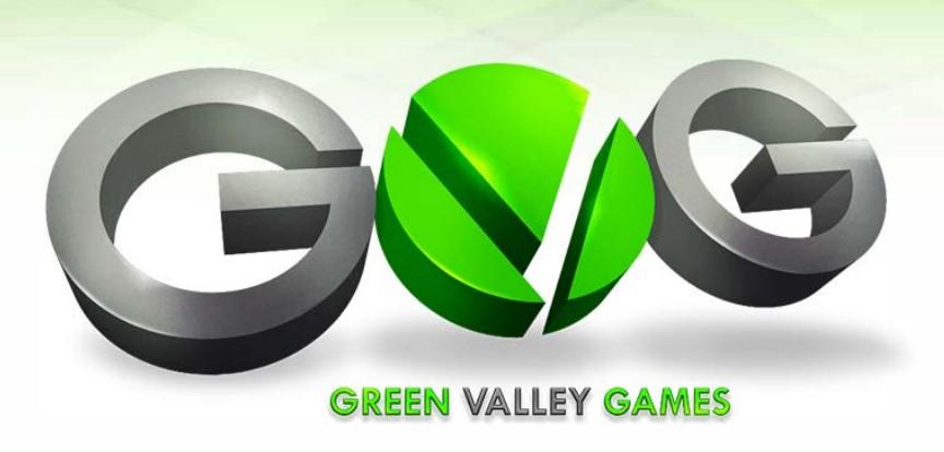Green Valley Games logo
