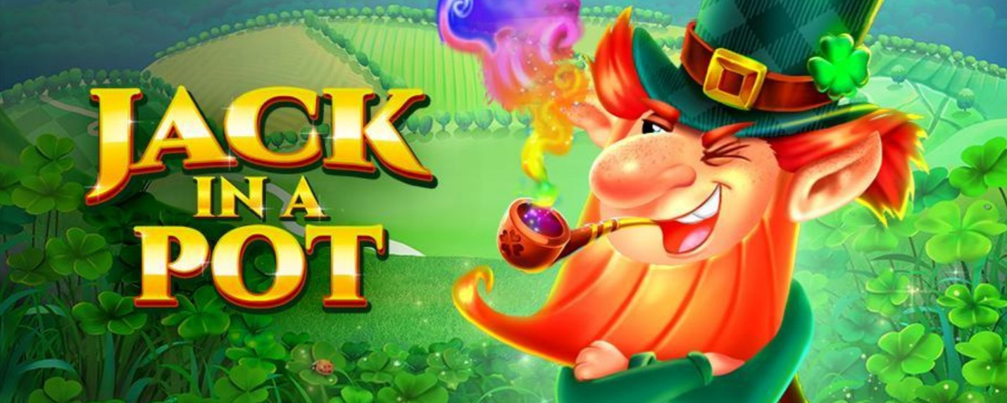 Red Tiger's Jack In A Pot slot logo