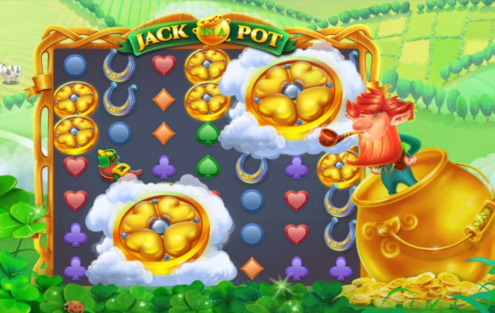 Magic Pipe feature from Red Tiger's Jack In A Pot slot