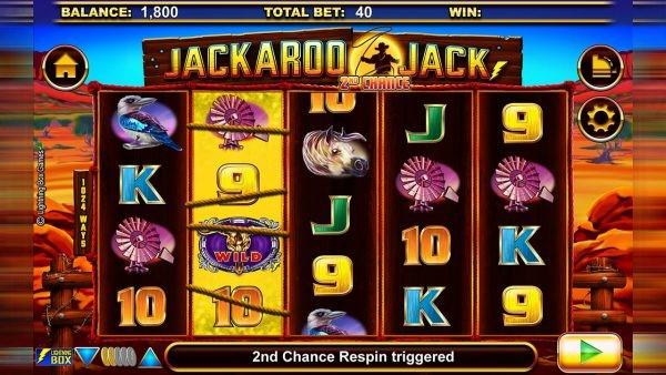 Play Jackaroo Jack slot online at PlayOJO Casino