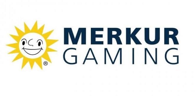 Merkur games developer company logo
