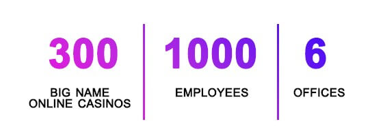 NetEnt gaming supplier statistics