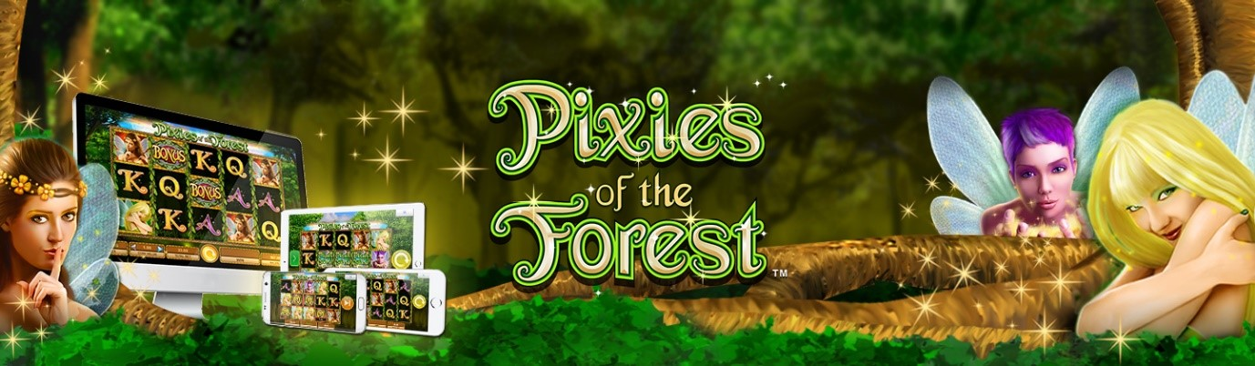 Play OJO's magical Pixies of the Forest slot on desktop, tablet or phone