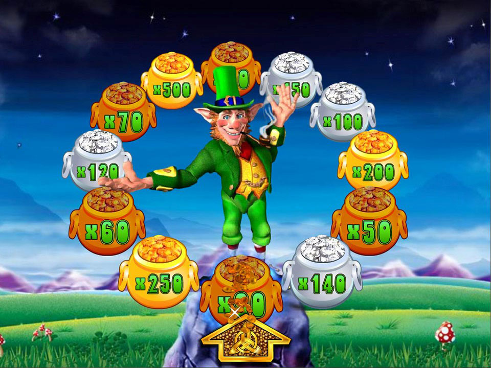 Rainbow Riches slot is one of 8 games in Barcrest's Rainbow Riches series