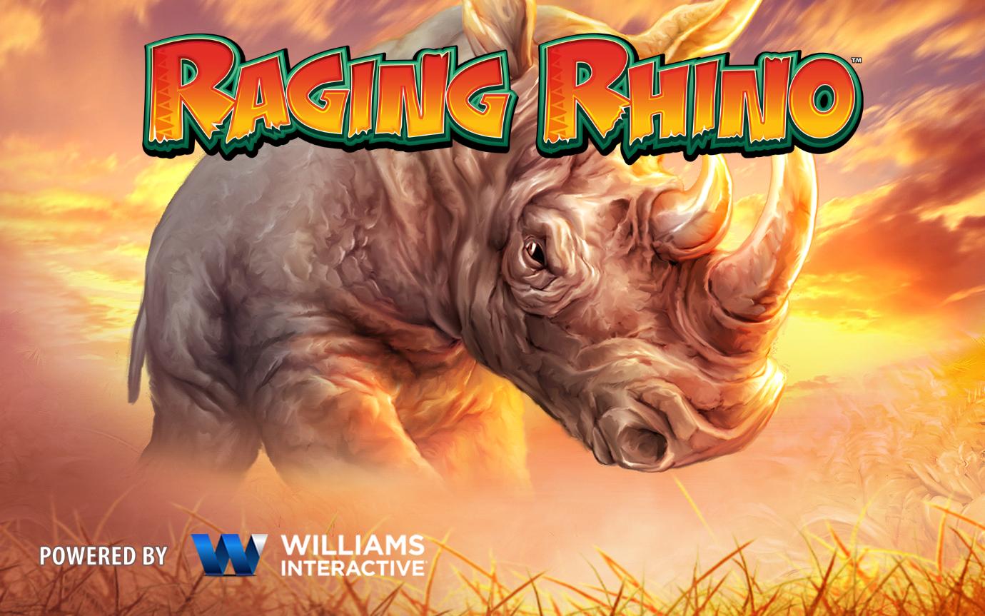 Ranging Rhino slots game on PlayOJO online casino UK