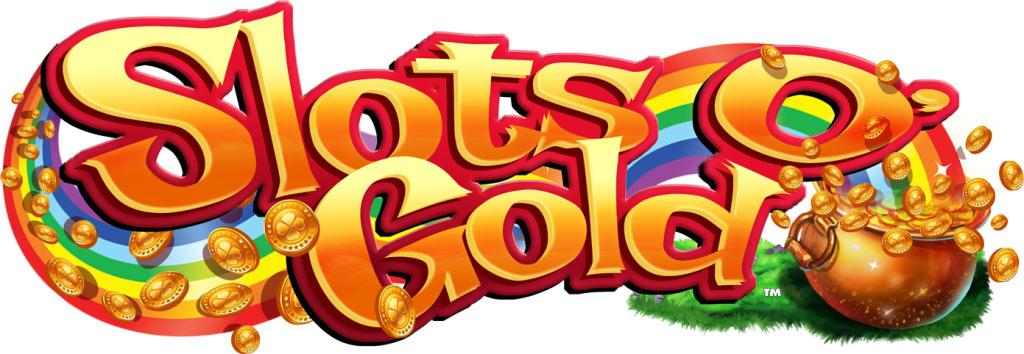 Slots O' Gold slot logo