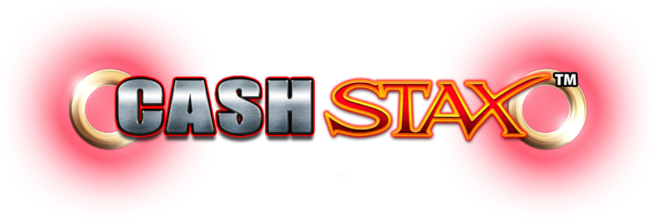 Cash Stax slot logo