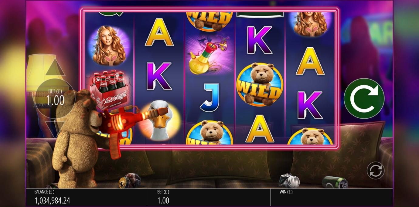 Demo Play Ted Slot