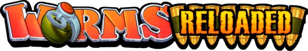 Worms Reloaded online slot logo