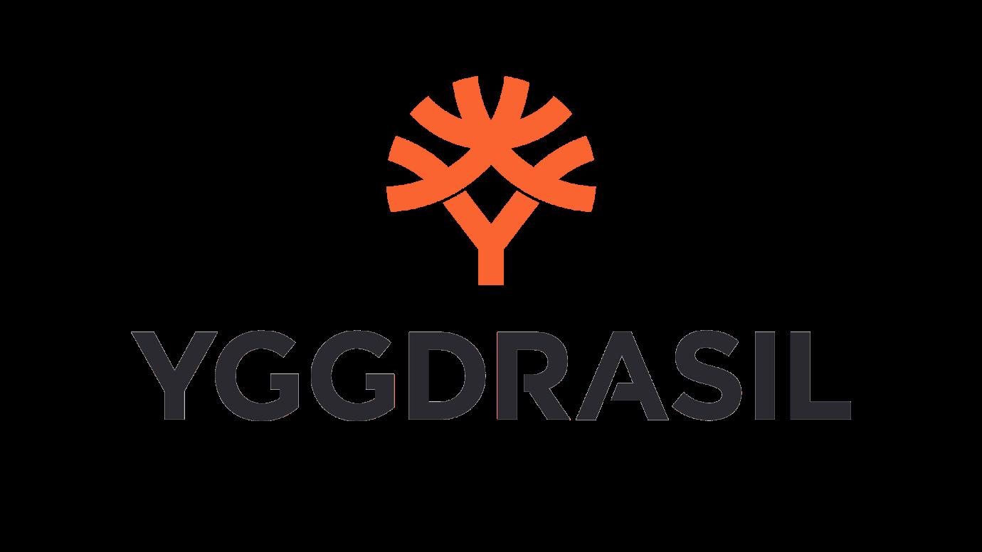 Yggdrasil online games developer logo