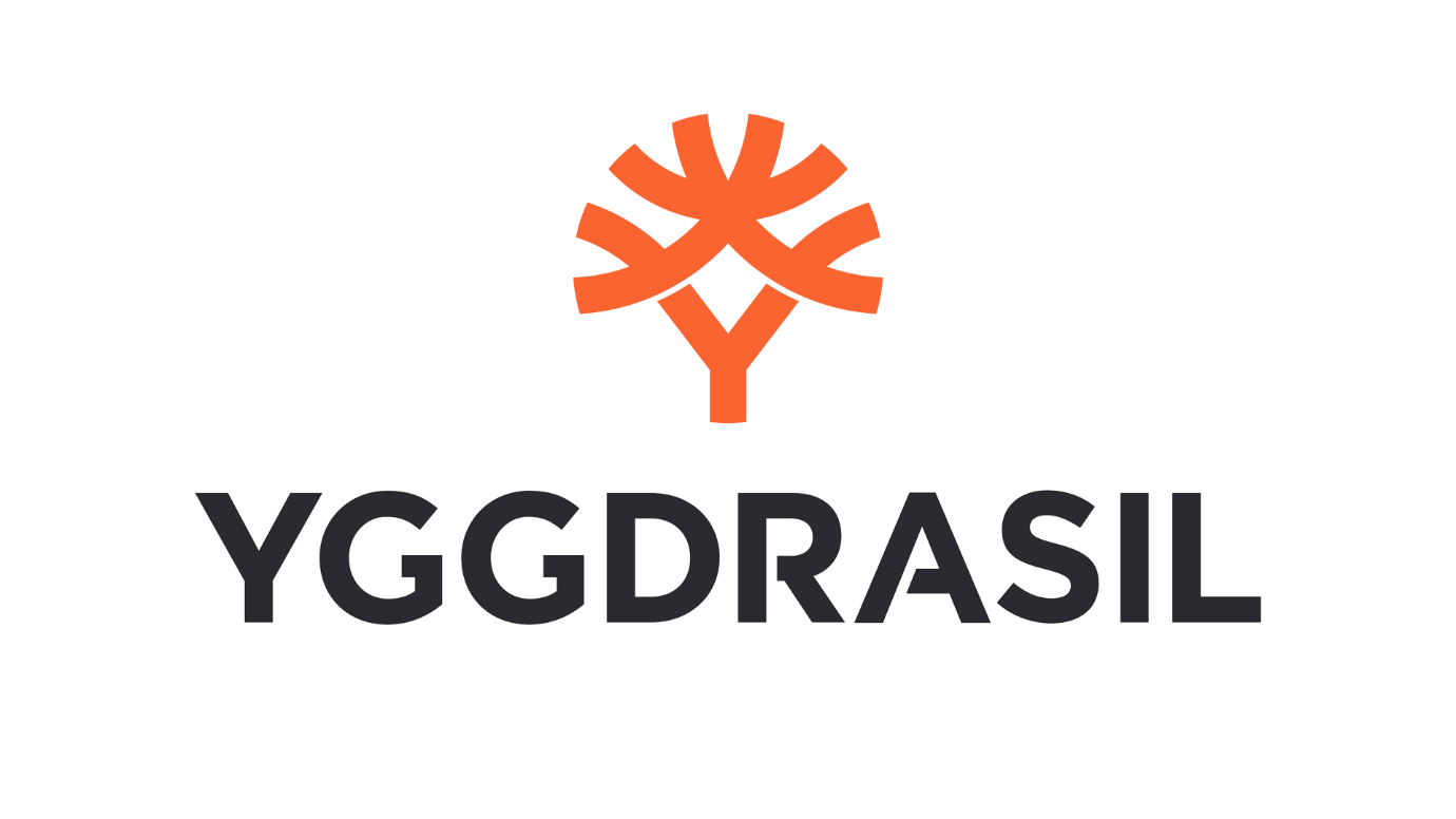 Yggdrasil online games developer logo