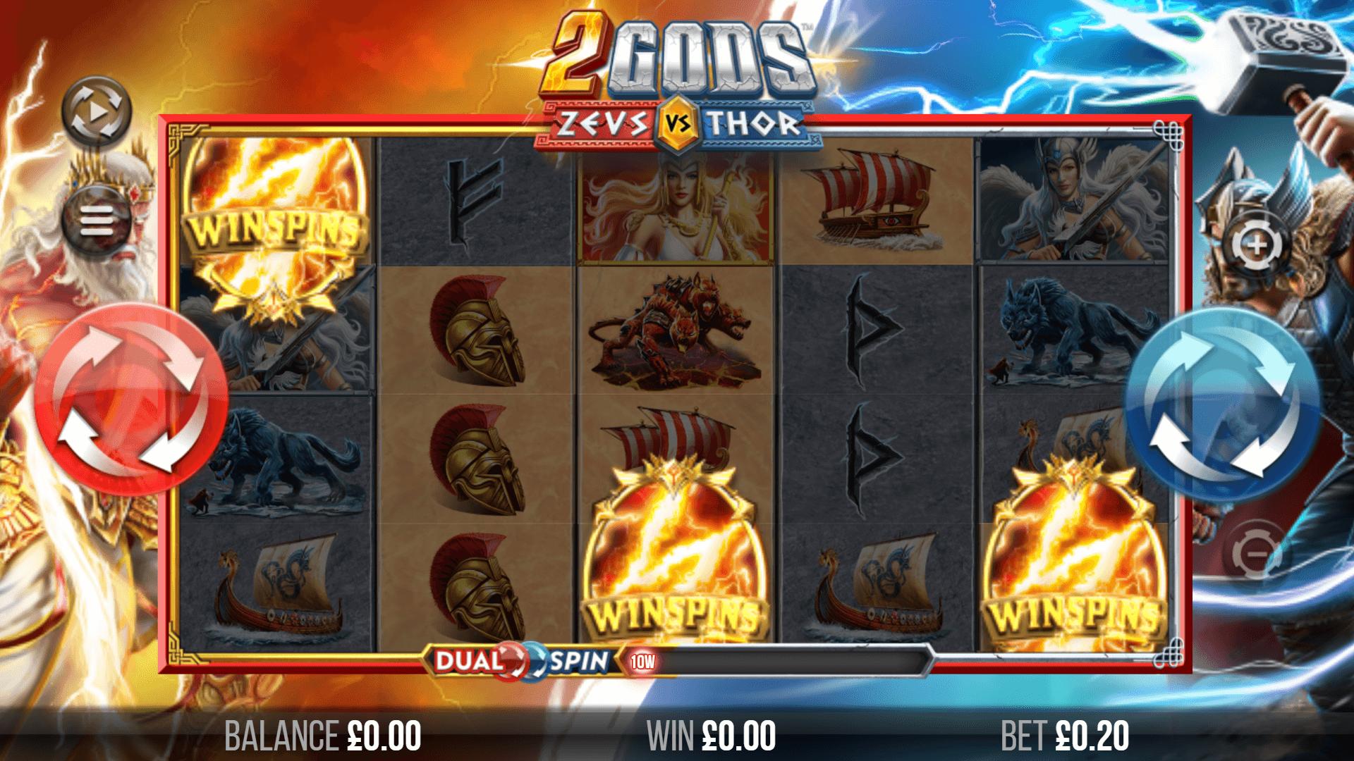 Zeus Versus Thor
