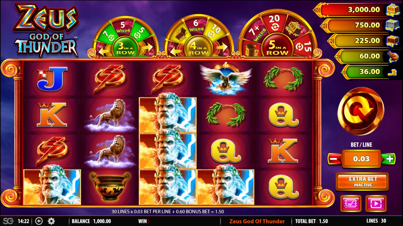 High Voltage Wild multiplier is triggered during Danger High Voltage Free Spins bonus round