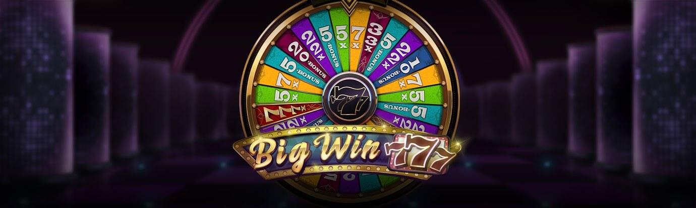Big Win 777 slot