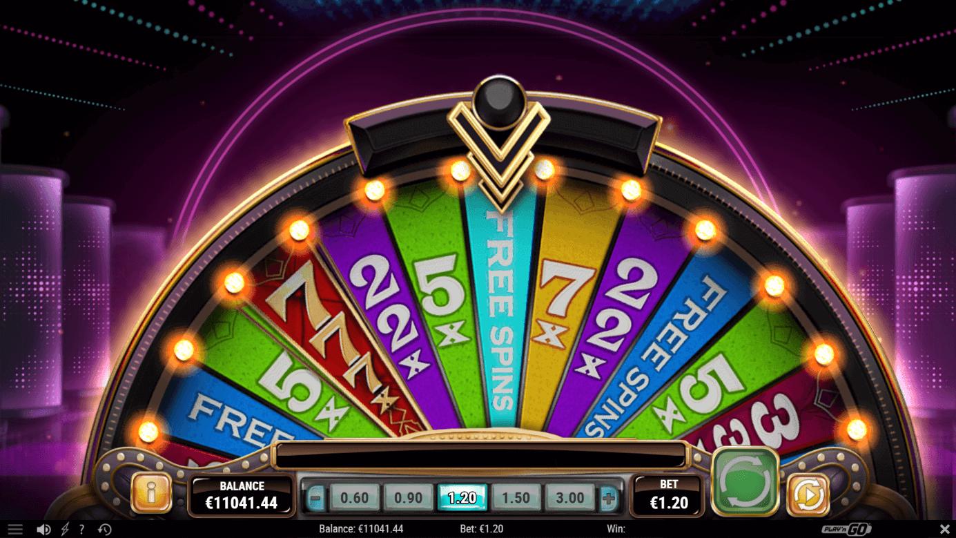 Big Win 777 free spins