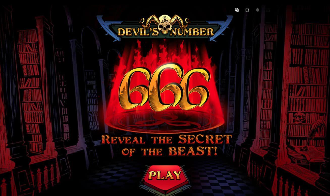 Spela Devils Number slot