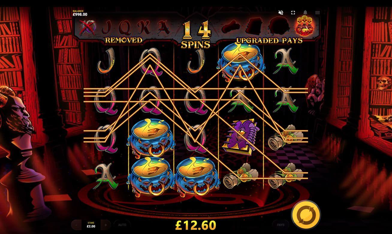 Red Tiger Gaming Devils Number slot