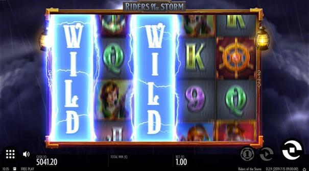 Thunderkick Riders of the Storm slot