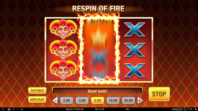 FIRE-JOKER-RESPIN
