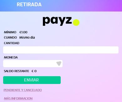 Retirada en PlayUZU con Ecopayz