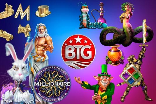 Slots de BigTime en PlayUZU