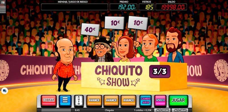 El Show de Chiquito