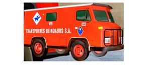 El furgón blindado que robó El Dioni: comodín