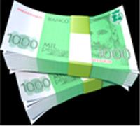 El fajo de billetes: acceso minijuegos