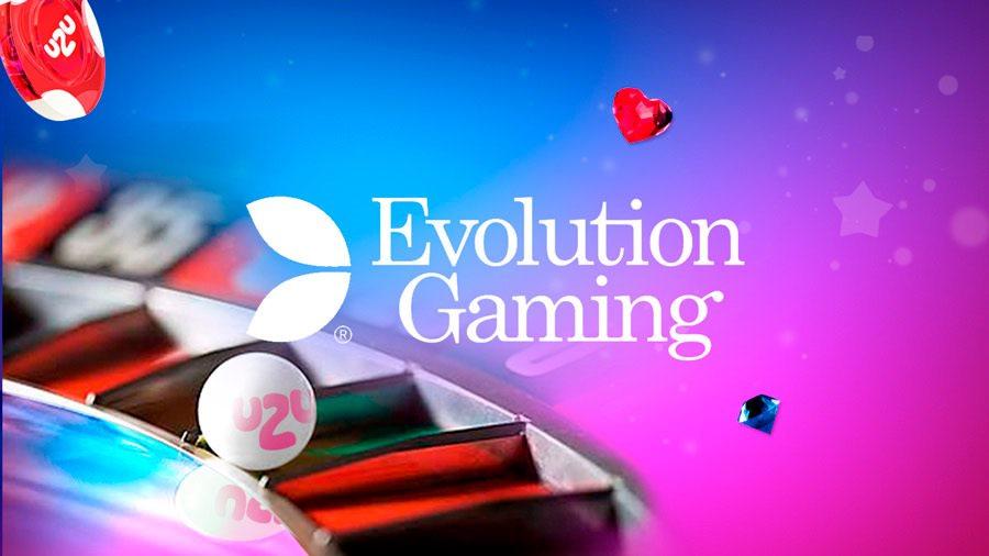 Juegos de ruleta en vivo Evolution en UZU