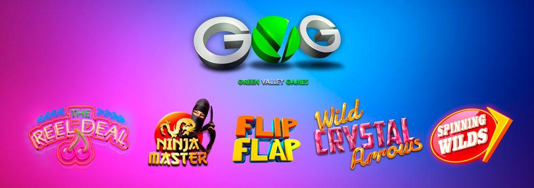 Tragaperras de GVG en PlayUZU